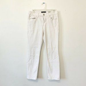 Anthropologie Level 99 Lily Roll Up Crop Jeans